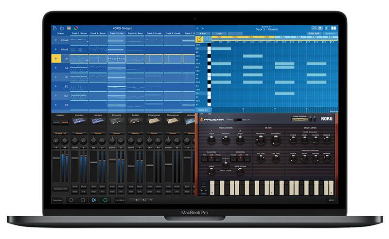 FL Studio 20 Alternative Korg Gadget