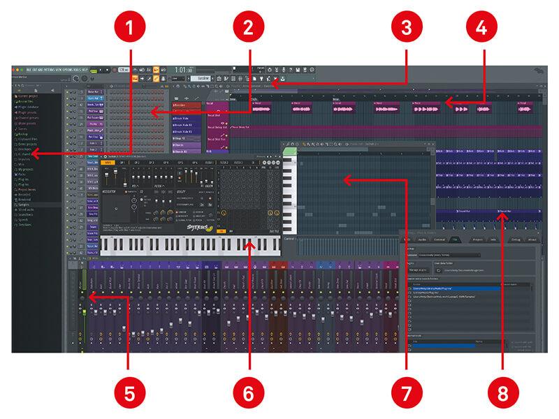 FL Studio 20 overview