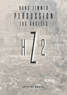Hans Zimmer - HZ02 - Los Angeles cover