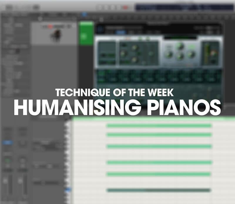 Humanising pianos