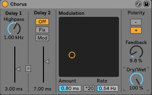 create dub delay