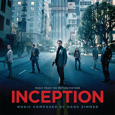 Hans Zimmer - Inception cover
