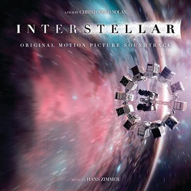 Hans Zimmer - Interstellar cover