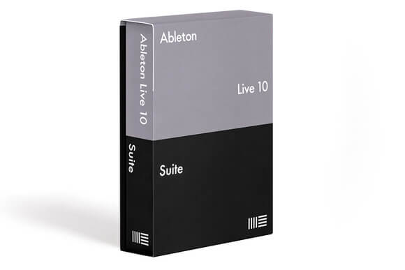 Best Gear for Ambient Music - Ableton Live 10 box shot