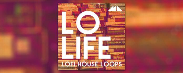 lo life lofi house loops - featured image