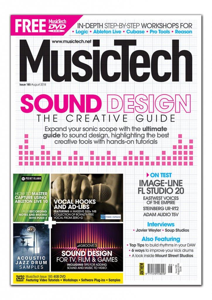 MusicTech Issue 185