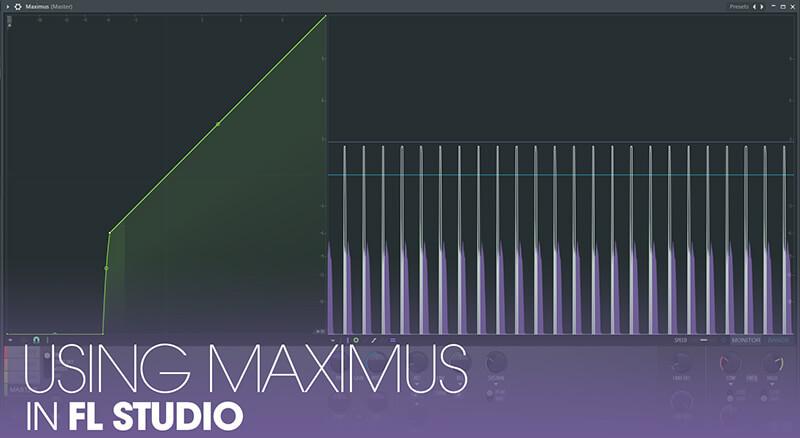 Using Maximus in FL Studio - Hero
