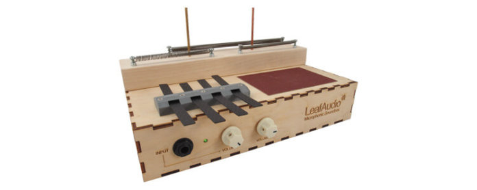 Leaf Audio Microphonic Soundbox - Featured Image