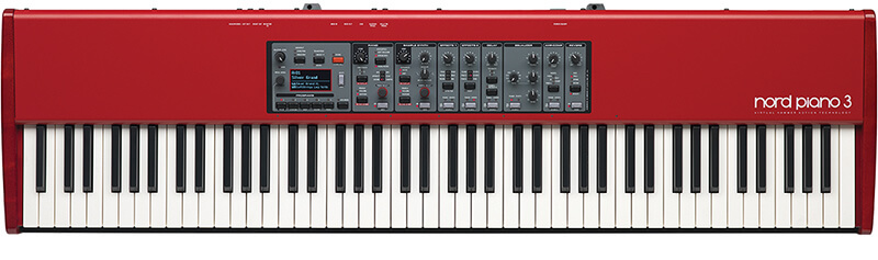 6 of the Best: Hi-Tech Pianos - Nord Piano 3