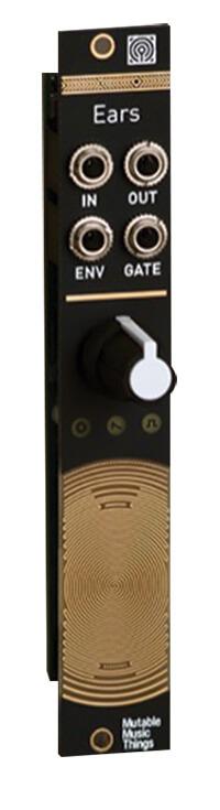 Mutable Instruments Ears alternative to Leaf Audio Microphonic Soundbox