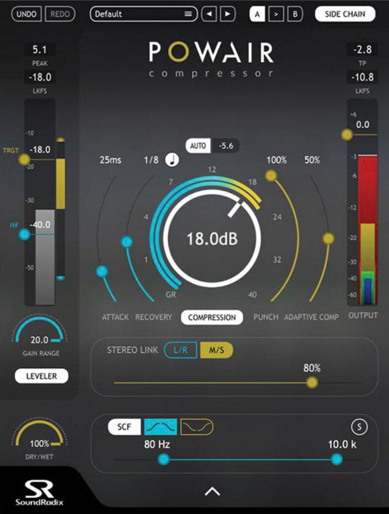 Future Effects - POWAIR screenshot