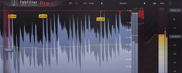FabFilter Pro-L 2 - Featured Image