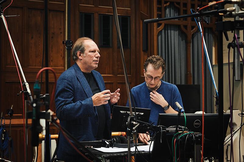 Hans Zimmer set to release his first ever Bond score for 'No Time To Die'. - MusicTech
