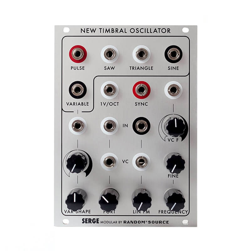 6 of the Best: Eurorack Oscillators - Serge NTO