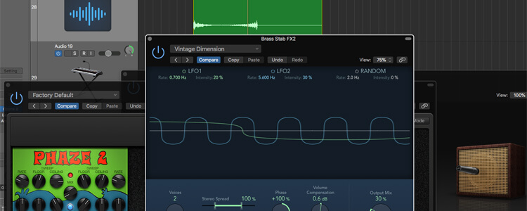 how to create dub stab delay fx in logic pro x musictech. Black Bedroom Furniture Sets. Home Design Ideas