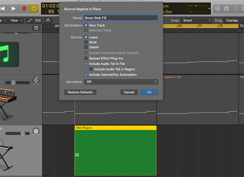 How To Create Dub Stab Delay FX - Step 6
