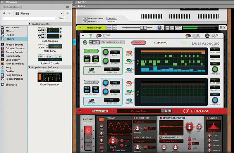 Mastering Reason 10.1's New Drum Sequencer - Step 1