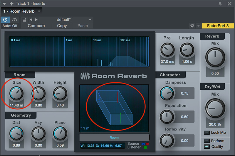 The Essential Guide to Reverb - Step 1