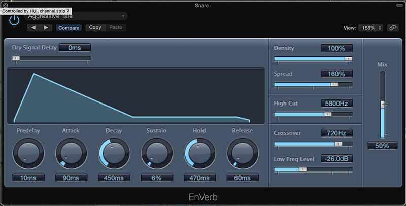 The Essential Guide to Reverb - Step 3