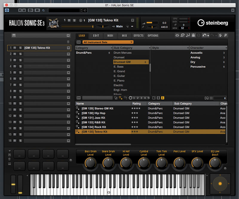 Beat and Pattern Sequencers in Cubase 9.5 - Step 3