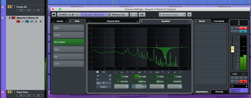 How To use EQ to identify and eliminate problem frequencies