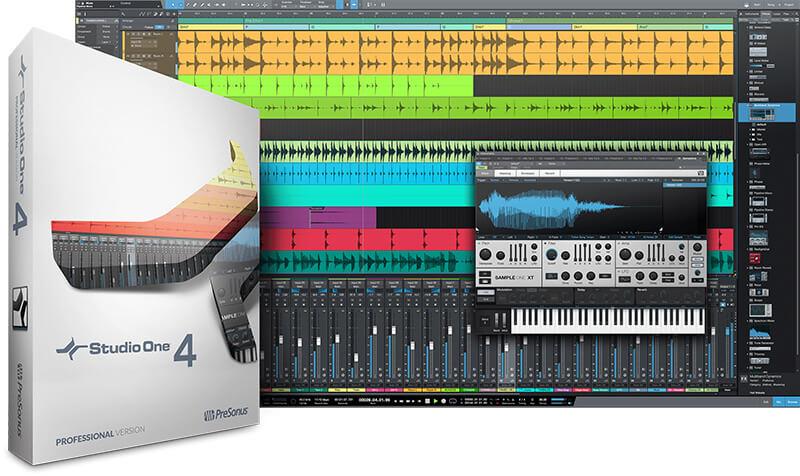 Best Gear for Ambient Music - PreSonus Studio One 4