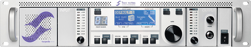 Universal Audio OX alternative - Twonotes Torpedo