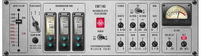 The Essential Guide to Reverb - UA EMT 140 Carousel
