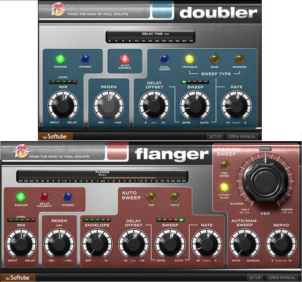 VoxDoubler_ALT FixFlanger and Fix Doubler