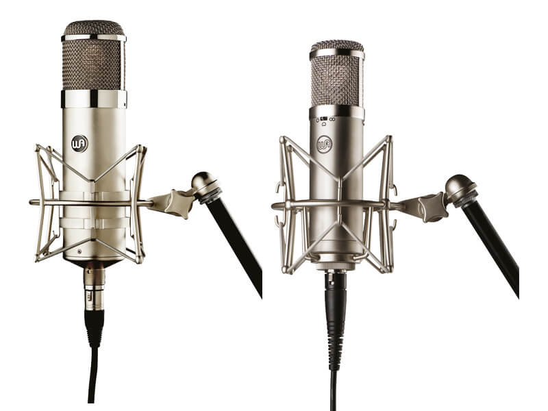 wa-47 and wa-47jr microphones