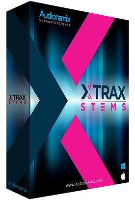 XTRAX STEMS - Main Box