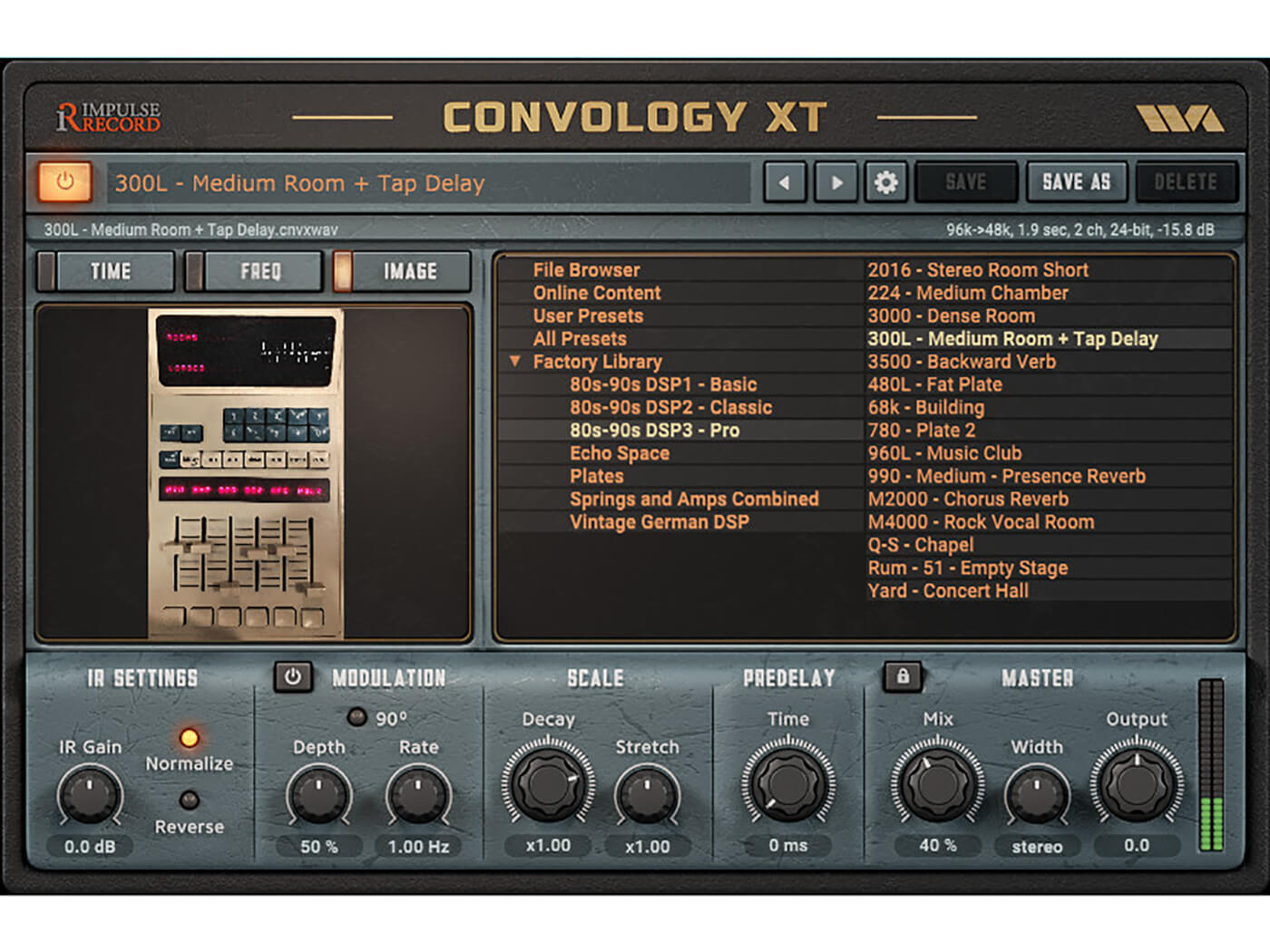Avid Covology XT