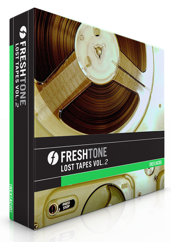 6 of the Best: TV Music Loops & Samples - Freshtone Lost Tapes 2