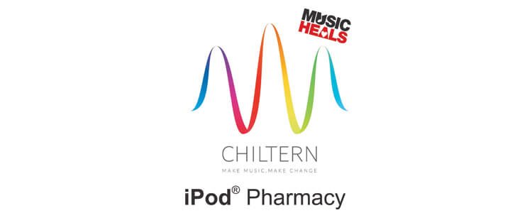 Chiltern Music Therapy iPod Pharmacy - Featured Image