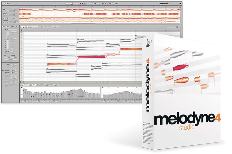 XTRAX STEMS alternative - Melodyne