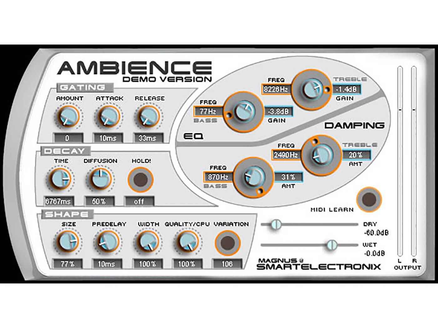 Smart Electronix Ambience