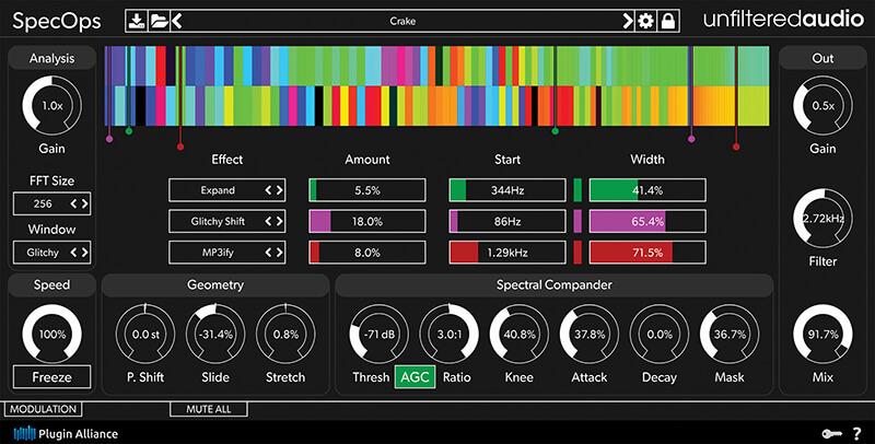 Future Effects - SpecOps screenshot