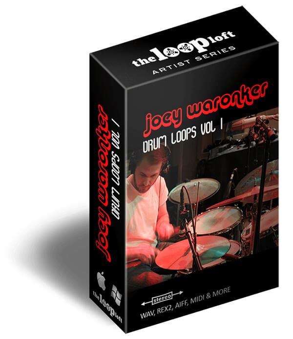 6 of the Best: TV Music Loops & Samples - The Loop Loft Joey Waronker Drums