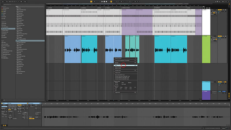 Recording, editing and mixing vocals in Live 10 - Step 10