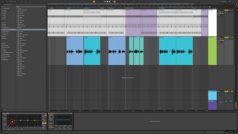 Recording, editing and mixing vocals in Live 10 - Step 11
