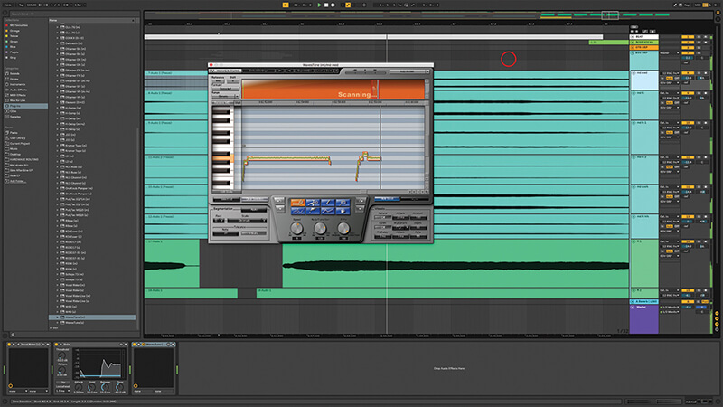 Recording, editing and mixing vocals in Live 10 - Step 13