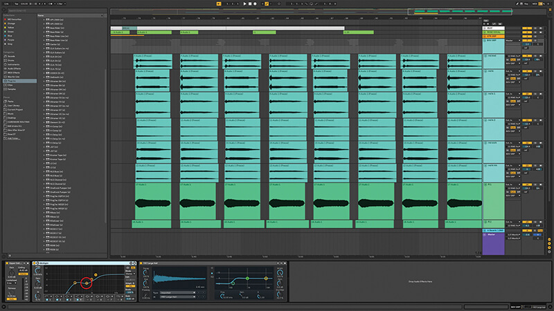 Recording, editing and mixing vocals in Live 10 - Step 16