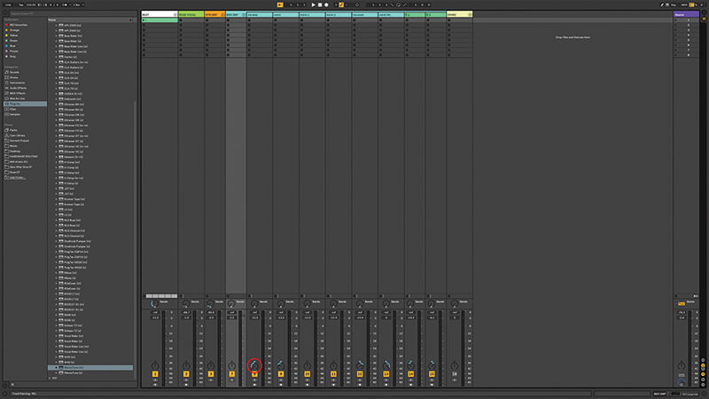 Recording, editing and mixing vocals in Live 10 - Step 18