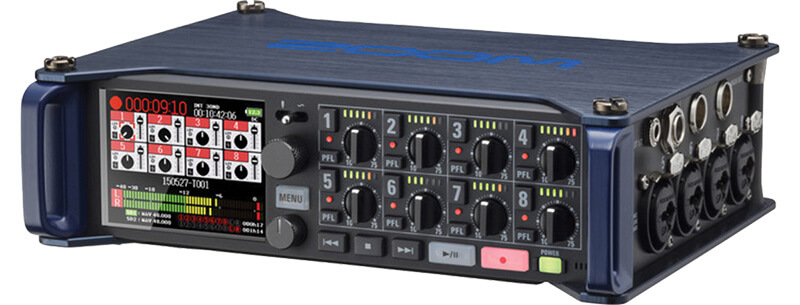 Sound Devices MixPre-6M alternative - Zoom F-Range