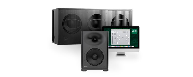 Genelec unveils new high-SPL SAM Monitors - Featured Image