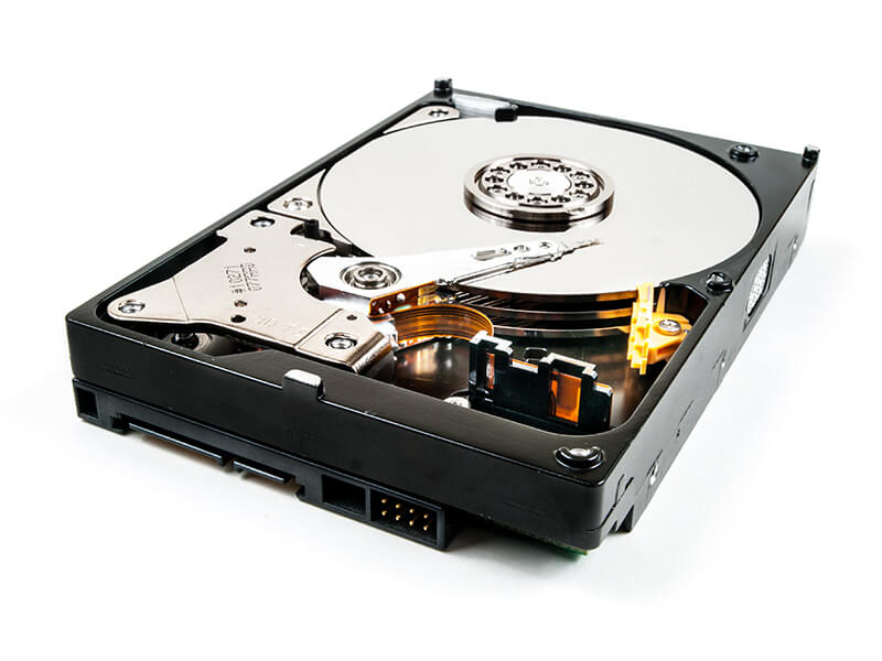 6 reasons your computer is running slow - Reason 1: HD Space