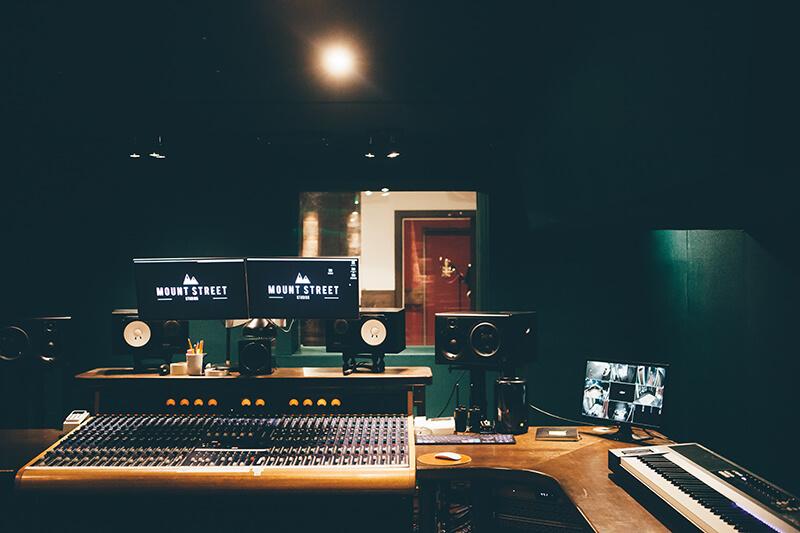 Mount Street Studios - Control Room