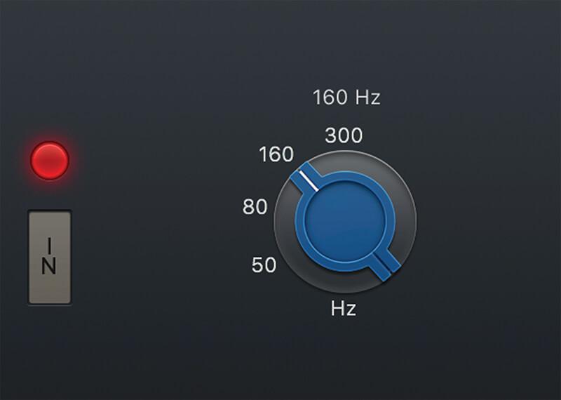 Vintage EQ Plug-ins in Logic Pro X - Step 1