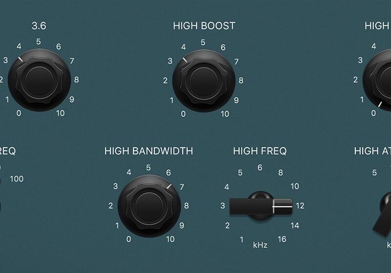 Vintage EQ Plug-ins in Logic Pro X - Step 14