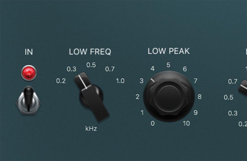 Vintage EQ Plug-ins in Logic Pro X - Step 16